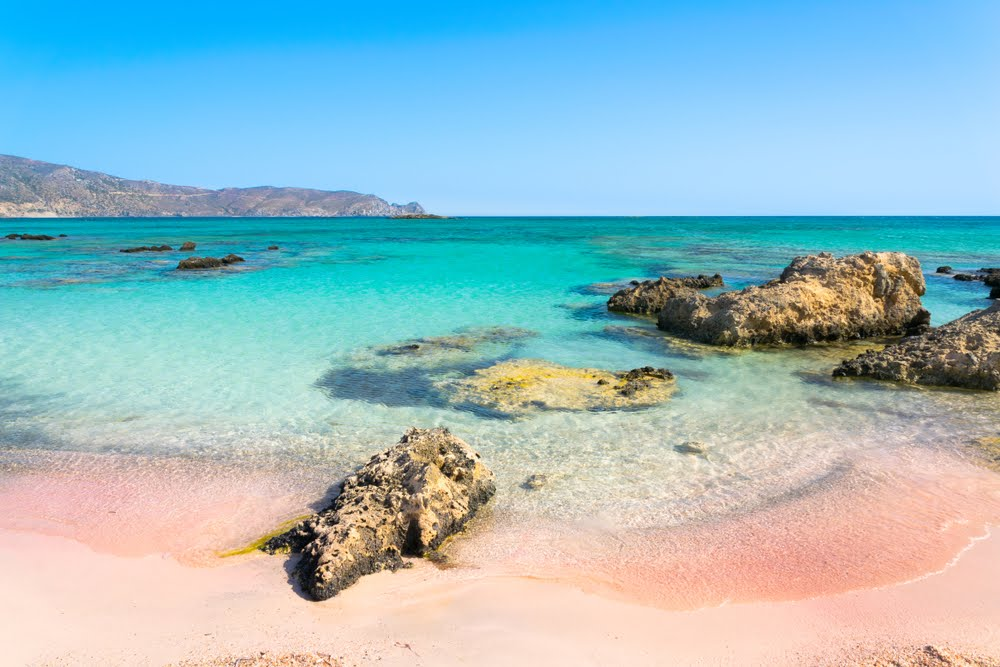 Elafonisi Creta
