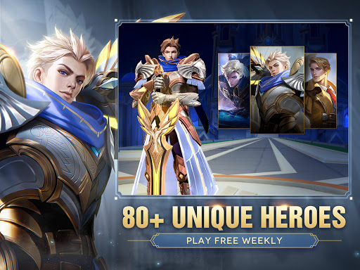 Mobile Legends: Bang Bang 1.4.37.4723 screenshots 12