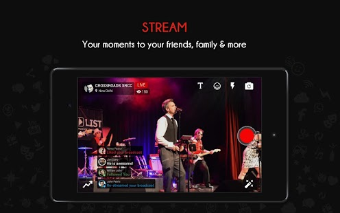 InstaLively - Livestreaming- screenshot thumbnail