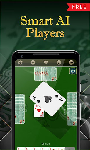 Call Bridge Card Game - Spades 2.0 screenshots 3