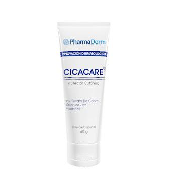 Crema CICACARE Protector   Cutáneo Con Oxido de Zinc y Vitaminas x60G.