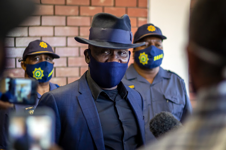 Bheki Cele has spoken to station commanders across the Western Cape about public perceptions of police treating protesters from different communities differently.
