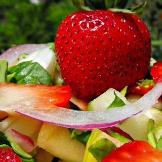 Spring Salad Strawberries Recipes