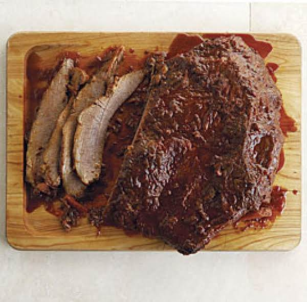 Hubby's Favorite Texas Bbq Brisket Recipe