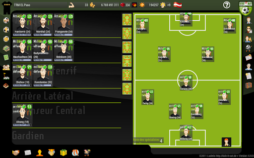 Kick it out Soccer Manager 10.0.1 screenshots 7