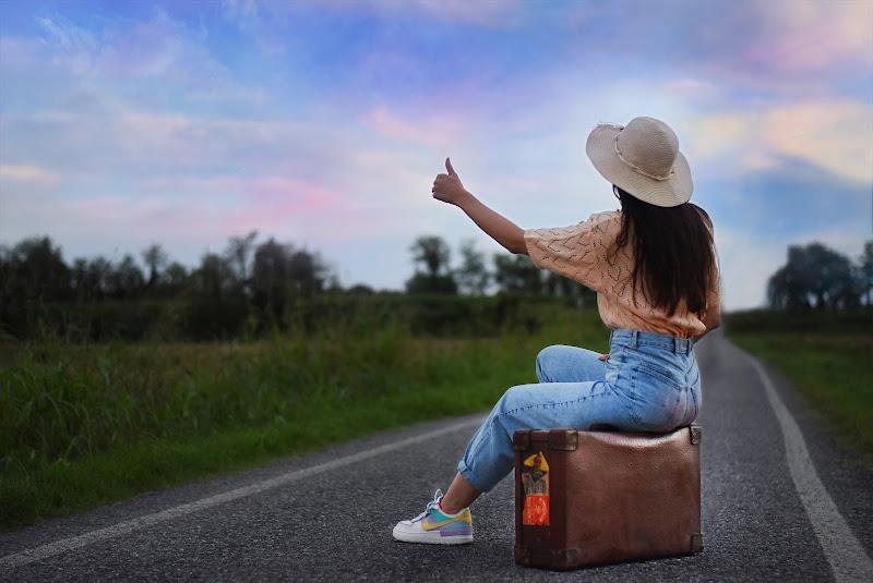 Partire senza meta di BASTET-Clara