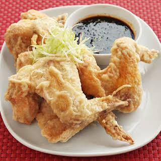 The Best Korean Fried Chicken.