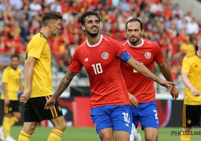Bryan Ruiz (ex-Gand) et Keylor Navas accusés d'avoir falsifié des rencontres de l'équipe nationale costaricaine