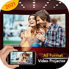 All Format Video Projector Simulator