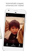 screenshot of PhotoScan by Google Photos