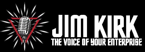Jim Kirk VO Logo