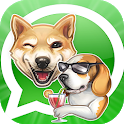 Cute Dog Stickers for WAStickerApps icon