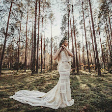 Wedding photographer Ieva Vogulienė (IevaFoto). Photo of 17.10.2018