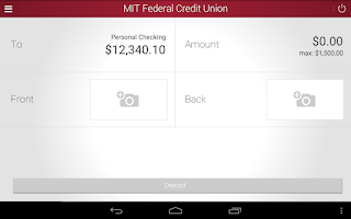 Screenshot of MIT Federal Credit Union