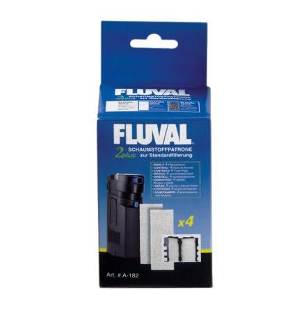 Filtermatta Fluval 2 Plus 4st A182