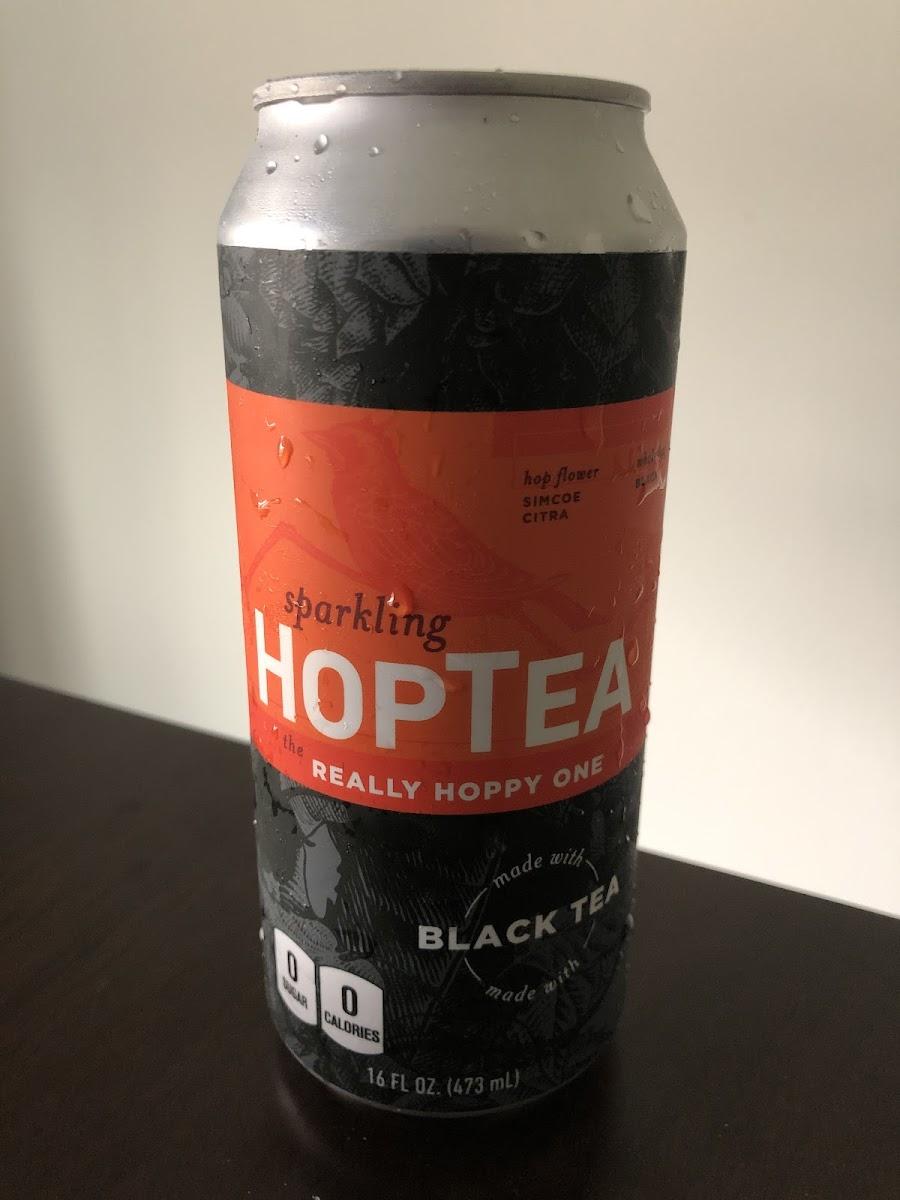 Sparkling Black Tea
