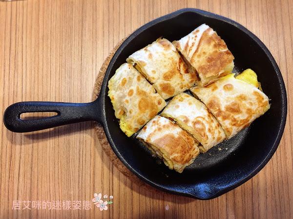 好。食間早午餐(原 蛋加蛋早午餐)CP值高。雙蛋蛋餅超「好初」,拼盤組合真「好味」 。