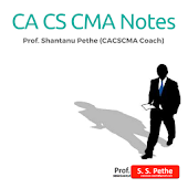CA CS CMA Notes