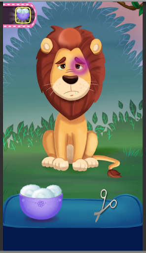 jungle animals doctor kids games android2mod screenshots 1
