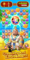 Egypt Color Jewel APK screenshot thumbnail 4