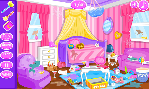 Princess room cleanup 7.0.1 screenshots 17