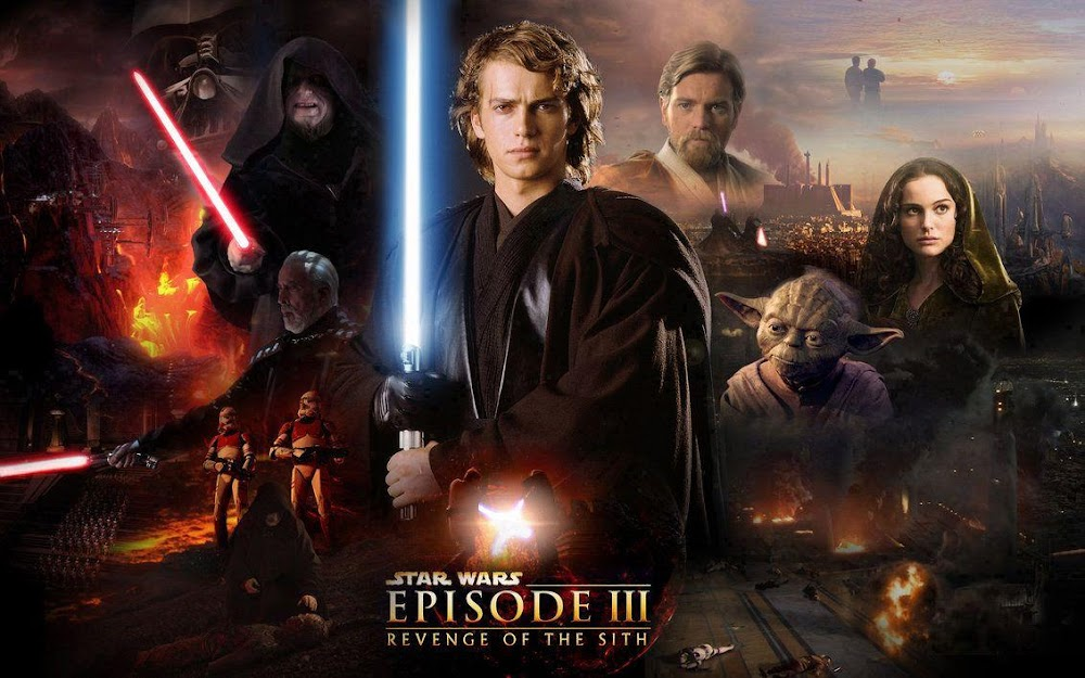 Star Wars: Revenge Of the Sith 2005