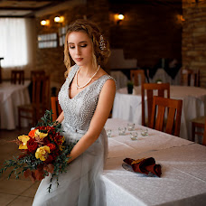 Wedding photographer Viktoriya Vins (Vins). Photo of 06.11.2017