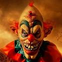 scary clown live wallpaper icon