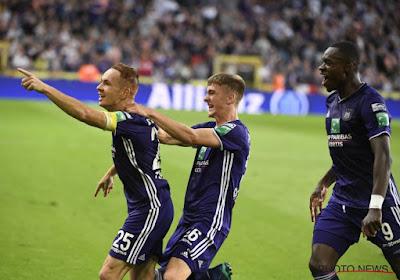"""Adrien Trebel reageert op zijn contractverlenging bij Anderlecht: """"Bij Standard heb ik de situatie niet goed aangepakt"""""""