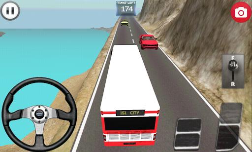 Bus Speed Driving 3D ss3