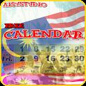 """Calendar 2020 """"Malaysia"""" icon"""