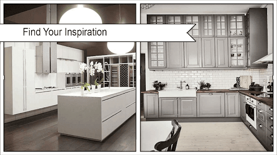 Beste Inspirierende Küche Zimmer Designs – Apps bei Google Play