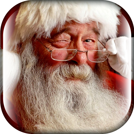 Dress up Santa - Photo Montage