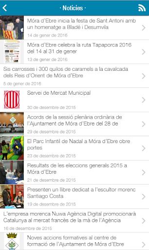 Mu00f3ra d'Ebre 1.2.0 screenshots 4