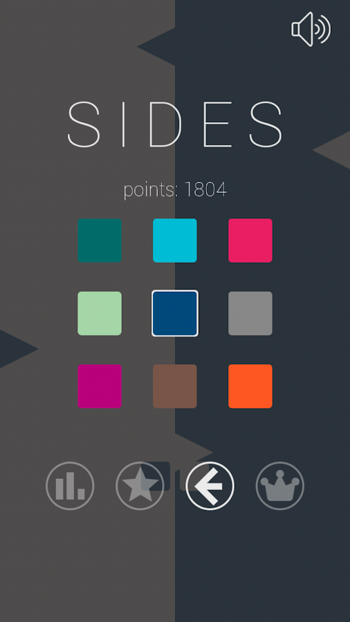 Sides - Twin Squares- screenshot