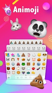 Emoji Maker: Personal Emotions+Animoji for phone X Screenshot