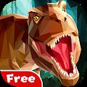 Dino Hunter Craft Online icon