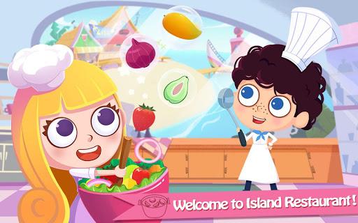 美食兄妹-海島餐廳
