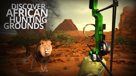 Wild Africa: Savannah Bow Hunt 1.5 screenshot 1496839