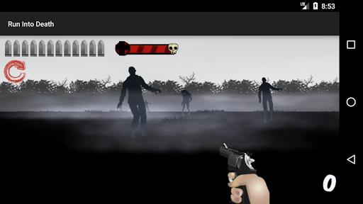 Shoot Run Into Death  captures d'u00e9cran 2