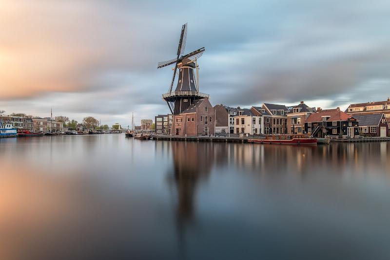 Haarlem blue hour 2 di marco_croci