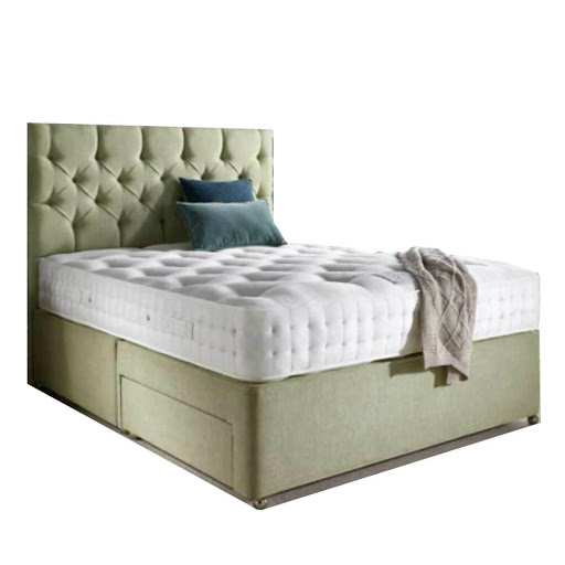 Relyon Royal Lytham Pocket 1000 Divan & Mattress