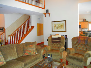 Photo: Great Room View to Main Staircase