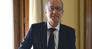 José Fernández, alcalde de Sorbas.