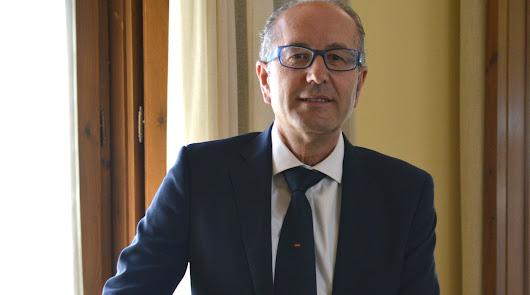 """José Fernández, alcalde de Sorbas: """"Estamos apoyando al comercio local"""""""