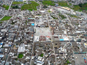 Photo: LA CIUDAD DE IPIALES, DEPARTAMENTO DE NARIÑO, COLOMBIA. TOMA SATELITAL. IPITIMES.COM. 24 OCT 2012.