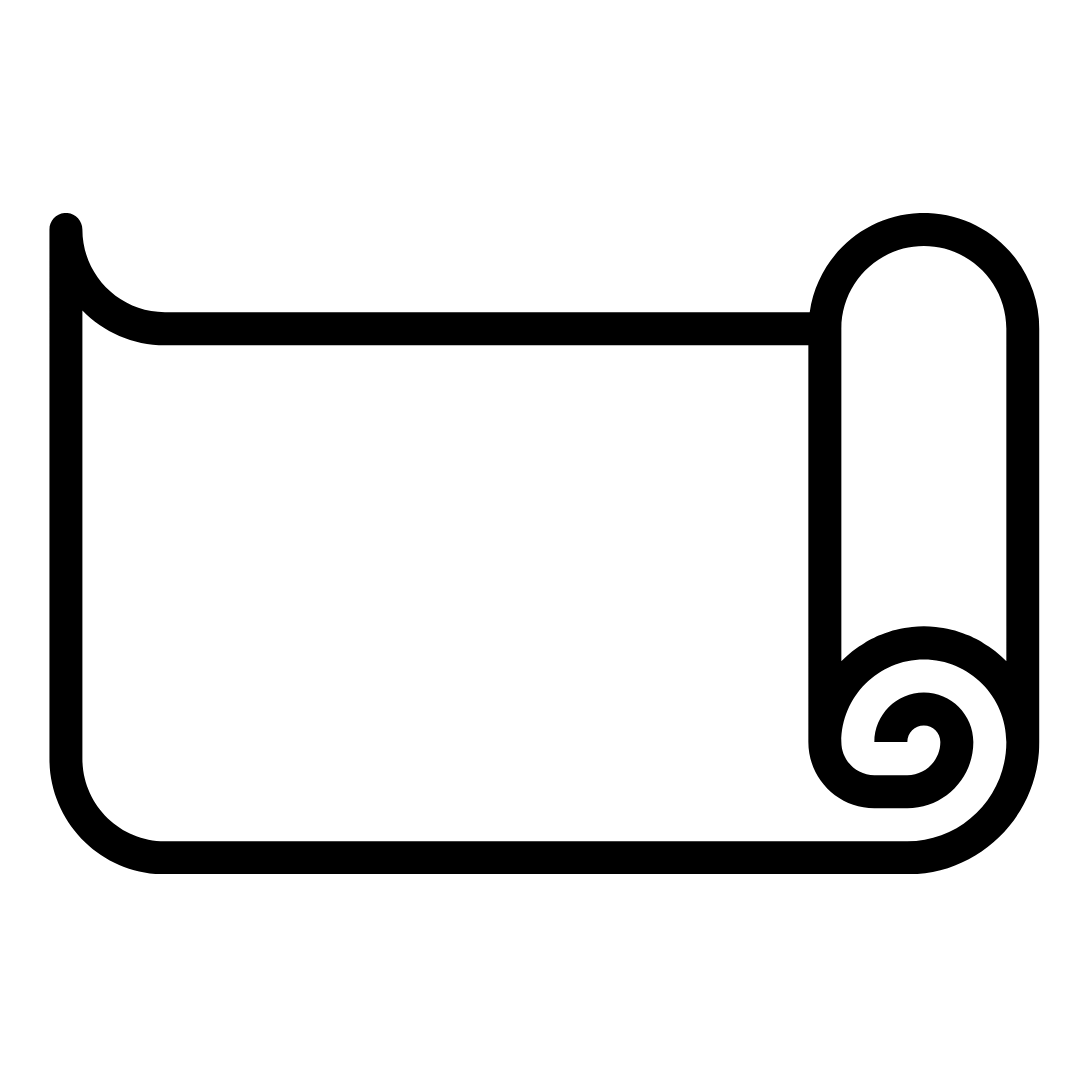 transparent icon yoga mat fitness mat