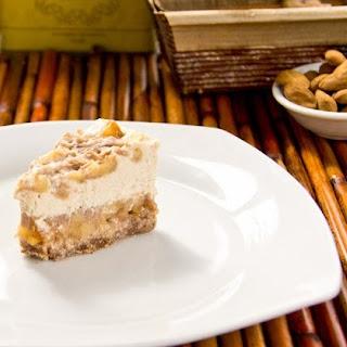 Raw Caramel Apple Cheezecake Recipe