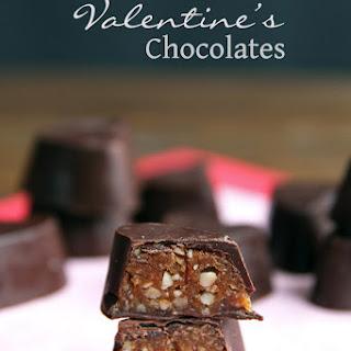 Homemade Valentine's Chocolates