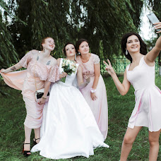 Wedding photographer Olya Poduta (olavolina). Photo of 03.10.2018